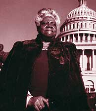 Mary Jane McLeod Bethune (July 10, 1875 – May 18, 1955) was an American educator and civil rights leader best known for starting a school for African-American students in Daytona Beach, Florida, that eventually became Bethune-Cookman University and for being an advisor to President Franklin D. Roosevelt.